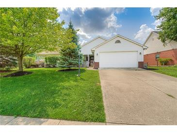 Photo one of 734 Arbor Woods Dr Indianapolis IN 46241   MLS 21799370