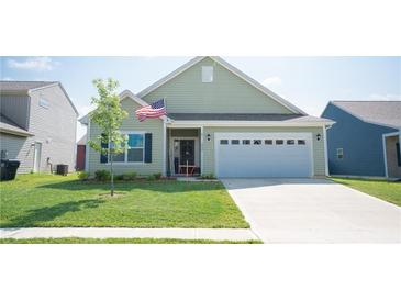 Photo one of 2527 Sungold Trl Greenwood IN 46143 | MLS 21799374