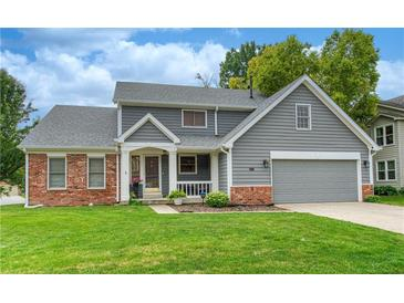 Photo one of 7411 Bramblewood Ln Indianapolis IN 46254 | MLS 21799384