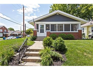 Photo one of 5402 Carrollton Ave Indianapolis IN 46220   MLS 21799386