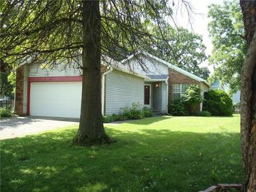 Photo one of 5858 Beaufort Ln Indianapolis IN 46254 | MLS 21799390
