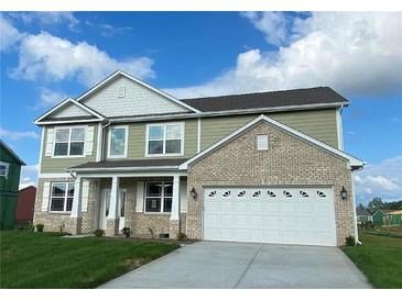 Photo one of 6321 Bales Dr Plainfield IN 46168 | MLS 21799416