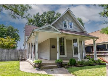 Photo one of 310 Highland Ave Indianapolis IN 46202 | MLS 21799436