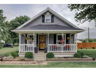 Photo one of 902 W Hanna Ave Indianapolis IN 46217 | MLS 21799454