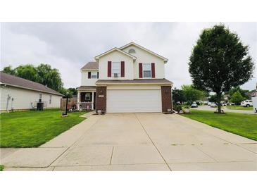 Photo one of 4103 Canapple Dr Indianapolis IN 46235 | MLS 21799457