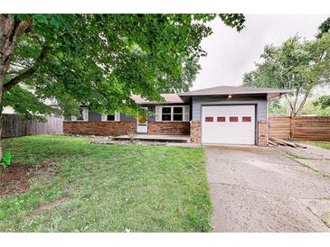 Photo one of 907 Brooks Dr Fortville IN 46040 | MLS 21799492