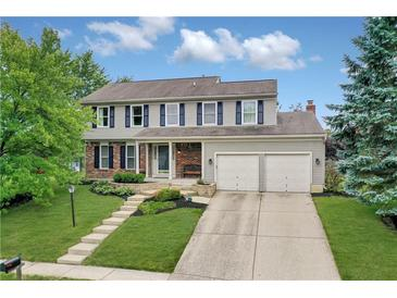 Photo one of 7693 Creekside Ct Fishers IN 46038 | MLS 21799502