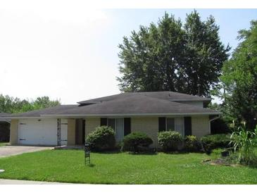 Photo one of 9559 Mercury Dr Indianapolis IN 46229   MLS 21799503