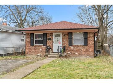 Photo one of 2908 N Lasalle St Indianapolis IN 46218 | MLS 21799528