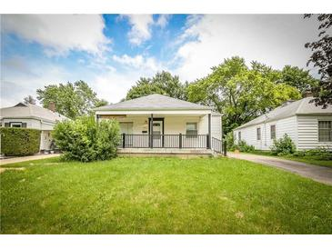 Photo one of 1807 N Bancroft St Indianapolis IN 46218 | MLS 21799536