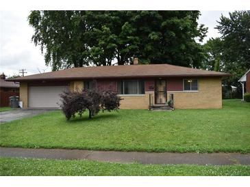 Photo one of 4531 N Shady Ln Indianapolis IN 46226 | MLS 21799549