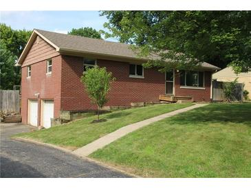 Photo one of 2438 Tulip Dr Indianapolis IN 46227 | MLS 21799576