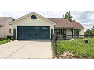Photo one of 5228 Hodson Dr Indianapolis IN 46241   MLS 21799630