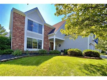Photo one of 11253 Garrick St Fishers IN 46038   MLS 21799679
