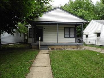 Photo one of 3277 Hovey St Indianapolis IN 46218 | MLS 21799720