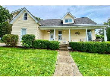 Photo one of 610 E Harrison St Martinsville IN 46151 | MLS 21799725