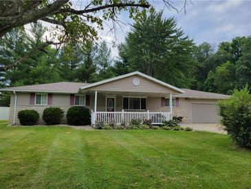 Photo one of 4480 S Co. Rd. 550 W. Columbus IN 47201 | MLS 21799750