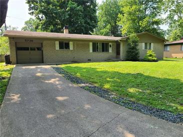 Photo one of 5736 Evanston Ave Indianapolis IN 46220 | MLS 21799756