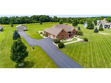 Photo one of 3308 S Co Rd 475 E Plainfield IN 46168 | MLS 21799775