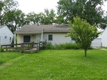 Photo one of 3544 N Hawthorne Ln Indianapolis IN 46218   MLS 21799791