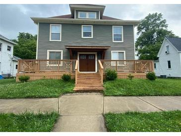 Photo one of 712 W North St Lebanon IN 46052   MLS 21799798