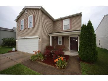 Photo one of 8362 Becks Mill Ln Camby IN 46113 | MLS 21799807