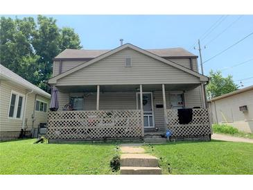 Photo one of 1115 Nelson Ave Indianapolis IN 46203   MLS 21799840