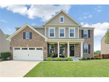 Photo one of 1610 Oakvista Dr Greenwood IN 46143   MLS 21799865