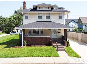 Photo one of 664 E 25Th St Indianapolis IN 46205 | MLS 21799869