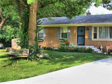 Photo one of 3968 Dunlap Dr Indianapolis IN 46221   MLS 21799912