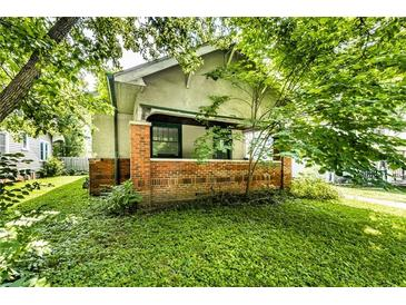 Photo one of 4505 Carrollton Ave Indianapolis IN 46205 | MLS 21799961