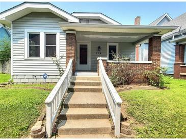 Photo one of 734 Hutchins Ave Columbus IN 47201 | MLS 21800134