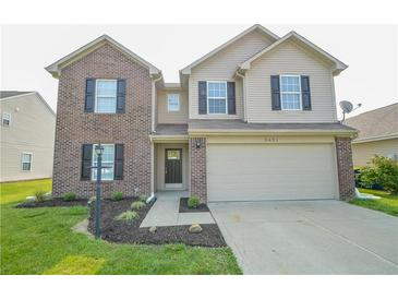 Photo one of 5621 Rambling Dr Indianapolis IN 46239 | MLS 21800225