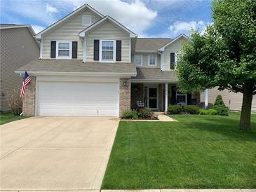 Photo one of 11412 Pegasus Dr Noblesville IN 46060   MLS 21800242