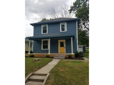 Photo one of 128 S Arlington Ave Indianapolis IN 46219   MLS 21800291