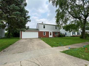 Photo one of 3231 Macarthur Ln Indianapolis IN 46224   MLS 21800299