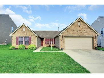 Photo one of 8336 Fieldfare Way Indianapolis IN 46237 | MLS 21800320