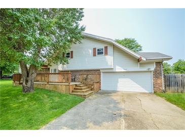 Photo one of 4632 Tim Tam Cir Indianapolis IN 46237 | MLS 21800444