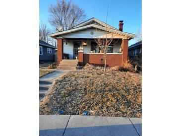 Photo one of 5230 E Saint Clair St Indianapolis IN 46219 | MLS 21800524