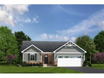 Photo one of 950 Sand Hollow Dr Lebanon IN 46052 | MLS 21800534