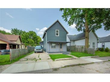 Photo one of 1024 W 13Th St Anderson IN 46016 | MLS 21800547