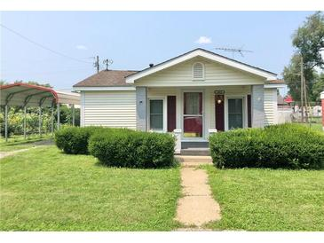 Photo one of 480 Parkway Dr Columbus IN 47201   MLS 21800552
