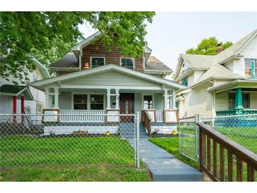 Photo one of 26 N Kealing Ave Indianapolis IN 46201 | MLS 21800554