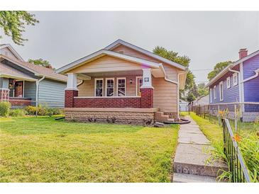 Photo one of 853 N Drexel Ave Indianapolis IN 46201   MLS 21800605