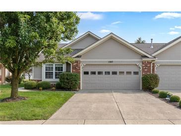 Photo one of 1267 Arlington Dr Greenfield IN 46140 | MLS 21800612
