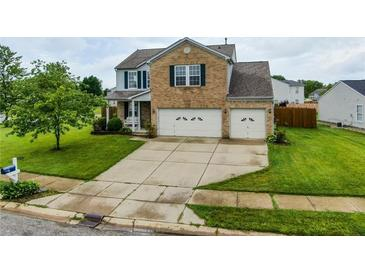 Photo one of 1390 Jasmine Dr Greenfield IN 46140 | MLS 21800738