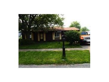 Photo one of 8122 Xenia Dr Indianapolis IN 46227   MLS 21800856