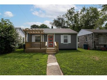 Photo one of 4331 Kingsley Dr Indianapolis IN 46205   MLS 21801399