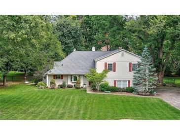 Photo one of 644 Spring Mill Ln Indianapolis IN 46260 | MLS 21801731