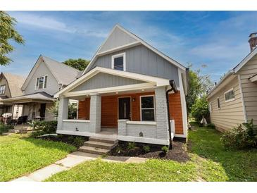 Photo one of 937 N Oxford St Indianapolis IN 46201 | MLS 21801795